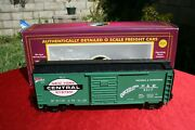 M. T. H. Electric Trains New York Central Mthrrc -1999 Boxcar No. 20-93024