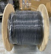 Rf Industries 122cs-12rb-12 12 2conductor Shielded Power Tray Cable 750 Feet