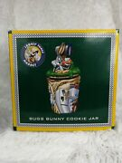 New Looney Tunes Bugs Bunny House Cookie Jar