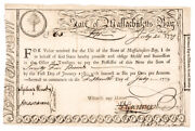 1779-dated Revolutionary War Massachusetts Pay To Officers Form Anderson Ma-19