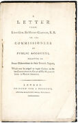 British General Henry Clinton Book On The American Revolution, 1784
