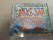 Eminem Rihanna Pnk – Now That's What I Call Music 37 2011 Rare Limited New Cd