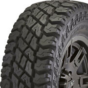 Pair Of 2 Cooper Discoverer S/t Maxx All-terrain Tires - Lt255/80r17 Lre 10ply