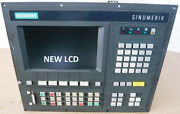 Siemens Sinumerik 810 With Cables For 8 Inch Lcd Monitor Display