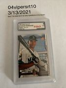 1994 Alex Rodriguez Sp Die Cut Pro 9 Very Rare Regrade Crossover To Bgs Or Psa