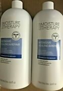 Avon Moisture Therapy Healing And Repair Body Lotion2 Piecesbonus Size 33.8 Fl O