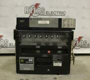 Square D Insulated Case Circuit Breaker Sefg16r4 Electric Operation 600 Volt