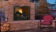 Superior Vre 6036 Outdoor Vent Free Fireplace