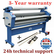 1600mm Full-auto Heat Assisted Large Format Cold Laminator With 4pcs Trimmers