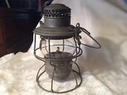 Antique Adams And Westlake Co. S.p. Co. P And P Railroad Lantern Free 📦 Shipping