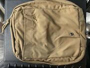 Usmc Zippered Individual First Aid Kit Ifak Pouch Coyote