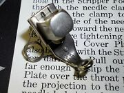 Vintage Singer Spring Darning Embroidery And Needle Clamp Stripper Foot 86294