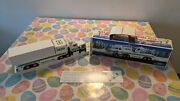 Hess Toy Ttoy Truck And Helicopter Brand New