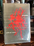 Poems Wilfred Owens New Directions 23 New Classic Seriesandnbsp
