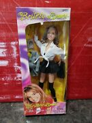 1999 Britney Spears Doll Baby One More Time In Box Nrfb Play Along Inc.