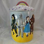 The Wizard Of Oz Cookie Jar - Andldquothereandrsquos No Place Like Homeandrdquo - By Star Jars - 1998