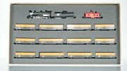 Con-cor Limited Edition Great Northern Loader Cars Set N Scale