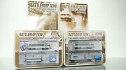 Micro-trains Battleship Row Freight Car And Loco, Caboose Set N Scale