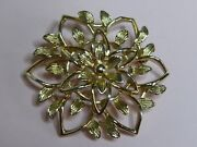 Sarah Coventry Signed Vintage 1962 And039peta Lureand039 Brooch