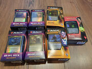 Magic The Gathering - Pick And Choose Your Deck - Save On Shipping - New