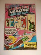 Dc Brave And The Bold 30 3rd Appearance Of Justice League 1960 Vg+ 4.5