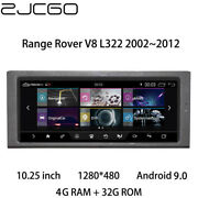 Car Multimedia Gps Radio Navigation Dvd Android For Land Rover Range Rover L322