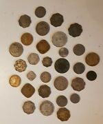 Very Rare And Collectables Coins Of India And British Times.