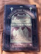 The Land Of The Pharaohs -1870- Illustrated By Pen And Pencil Antique Book Rare