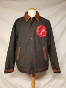 Stall And Dean Cornell University Mens Jacket Coat New W Tags Big Red Ivy League