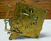 Vtg 78 Ansonia 351-031 Clock Movement Chime 34cm As-is Untested