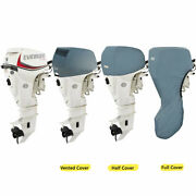 Oceansouth Outboard Cover For Evinrude E-tec 2cyl 15h.o 25hp 30hp Etec 2 Cyl