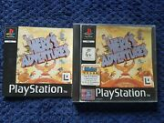 Herc's Adventures Rare Playstation 1 Ps1 Game With Booklet Collectors Item