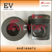 For Caterpillar 313d2 Engine Rebuild 3054 3054c Piston With Piston Pin And Clip