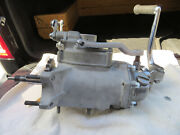 Harley Davidson Vintage 1980 Four Speed Transmission Fxe- Rotary Cow Pie