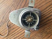 1951 Ford Electric Clock By George Borg Corp 6 Volt May 1951 Works
