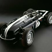 Kimberly Cooper T54 1961 Rear View By Rick Graves