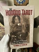 The Hoodoo Tarot 78 Card Deck And Book Brand New Esoteric Studies