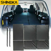 6x Leather Portable Mattress Sleeping Nite Pads Cushion For Toyota 4runner 14-19