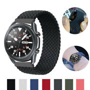 For Samsung Gear S3 Classic Replacement Fabric Nylon Loop Band Strap