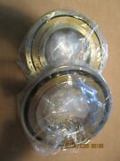 Hollymatic Mixer/grinder Gmg 180a Clutch Shaft Bearing Set Of 2 Oem 181-0764
