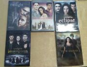 Twilight, Breaking Dawn Part 1 And 2, Eclipse, Ultimate Fan Edition Of New Moon-5