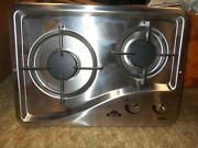 Capital 1204ss 2 Burner Drop-in Cooktop Stainless Steel Rv Free Ship 23
