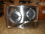 Capital 1204ss 2 Burner Drop-in Cooktop Stainless Steel Rv Free Ship 29