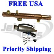 Fuel Pump And Cooler Kit For Mercury Mercruiser - 861156a02 8m0125846 18-8861
