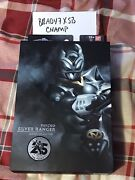 Power Rangers In Space Legacy Silver Psycho Ranger New Sealed Sdcc Exclusive