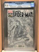 Amazing Spiderman 1 Ross 1300 Variant Cgc 9.6 1st Cindy Moon Becomes Silk 6/14