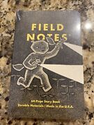 Field Notes - Haxley 2 Pack - Blank Sketch Book And Ruled Story Book