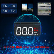 Hud Auto Modified Portable Obd High-definition Car Head-up Display Universal