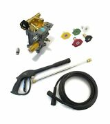 Himore Pressure Washer Water Pump And Spray Kit For Karcher K2400hh, G2400hh Wi...
