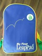 My First Leappad Learning System With Backpack - Free Shipping
